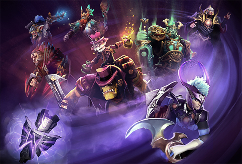 Dota 2 S Immortal Treasure 3 Launches: DOTA 2
